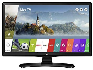 LG Electronics LG TV LED HD Ready 24 24MT49S Smart TV – LG für die Küche